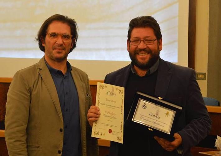 Premiazione Damiano Gallinaro