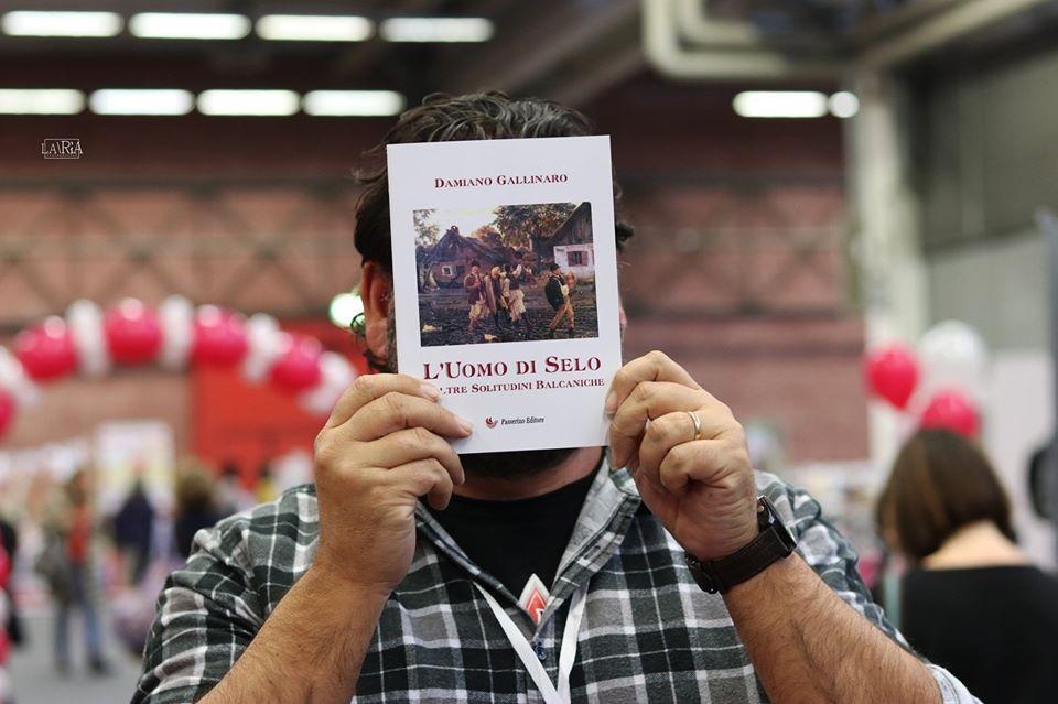 Damiano Gallinaro e il libro L'Uomo di Selo